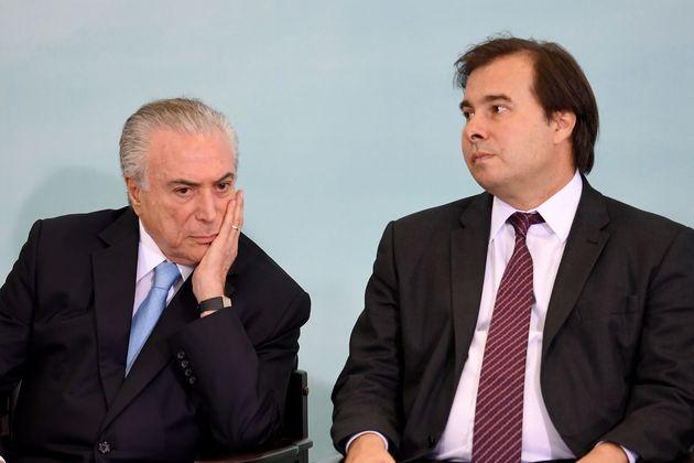 Presidente da Câmara disse também que poderia ter sido presidente no lugar de Temer, se