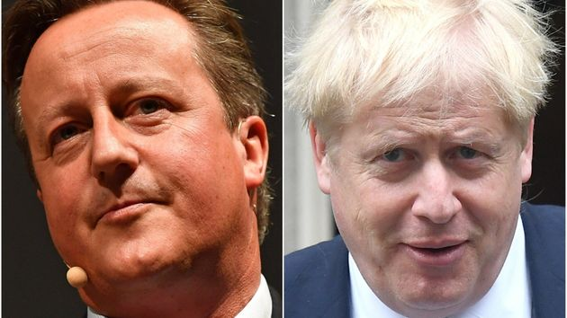 David Cameron Thinks Boris Johnson's Brexit Plan Is 'The Best Thing That Could Possibly Happen'