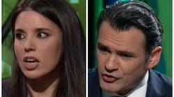 El comentario de Iñaki López sobre Errejón que ha dejado con esta cara a Irene