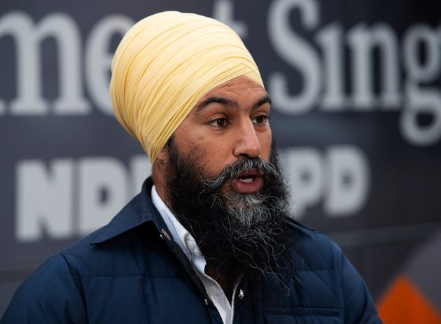 Jagmeet Singh (photo