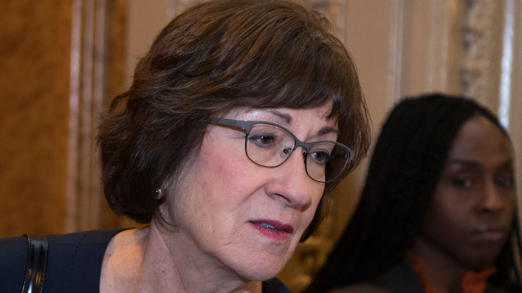 Westlake Legal Group 5d991e7621000053033199d0 Trump Urging China To Probe Biden 'Completely Inappropriate,' Says Susan Collins