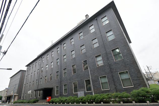 新潮社 本社(東京都新宿区)