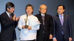 是枝裕和監督、釜山国際映画祭で「今年のアジア映画人賞」を受賞。最新作『真実』も上映