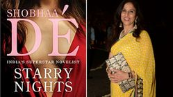 I Read Shobhaa Dé's 'Starry Nights' When I Was 16, And It Was Entirely About