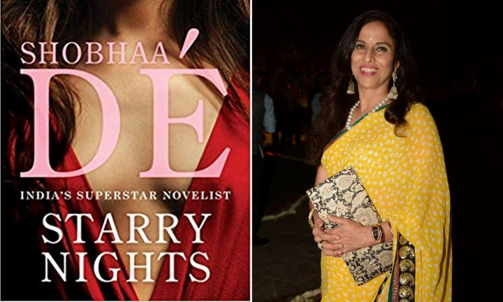 Shobhaa Dé's 19991 novel 'Starry Nights', after the onset of the #MeToo movement, reads like a novel about sexual harassment and exploitation in Bollywood.