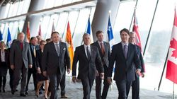 First Ministers Did More At Climate Change Meeting Than Just Show