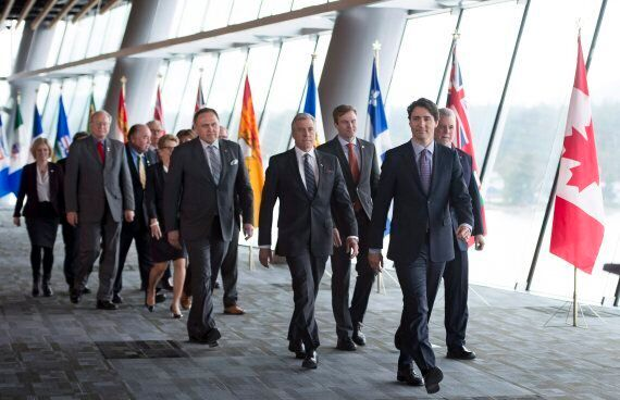 First Ministers Meeting On Climate Change Easy To Mock, Hard To Dismiss