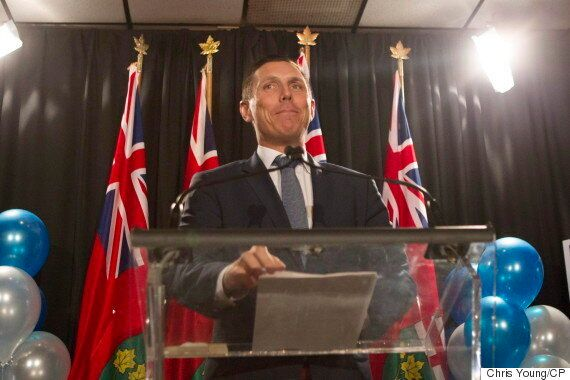 Patrick Brown Set For 1st Convention As Ontario PC