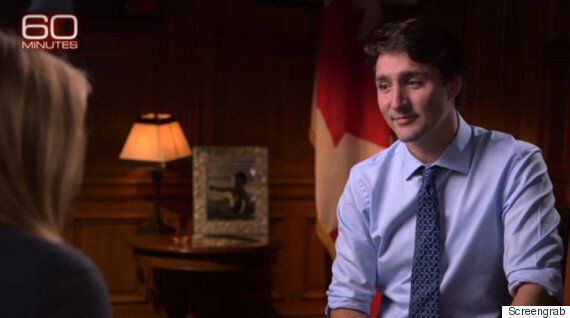 Trudeau's '60 Minutes' Interview To Air Sunday Ahead Of White House