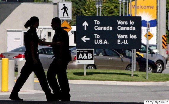 Canada-U.S. Cross-Border Police Project 'Postponed' Over