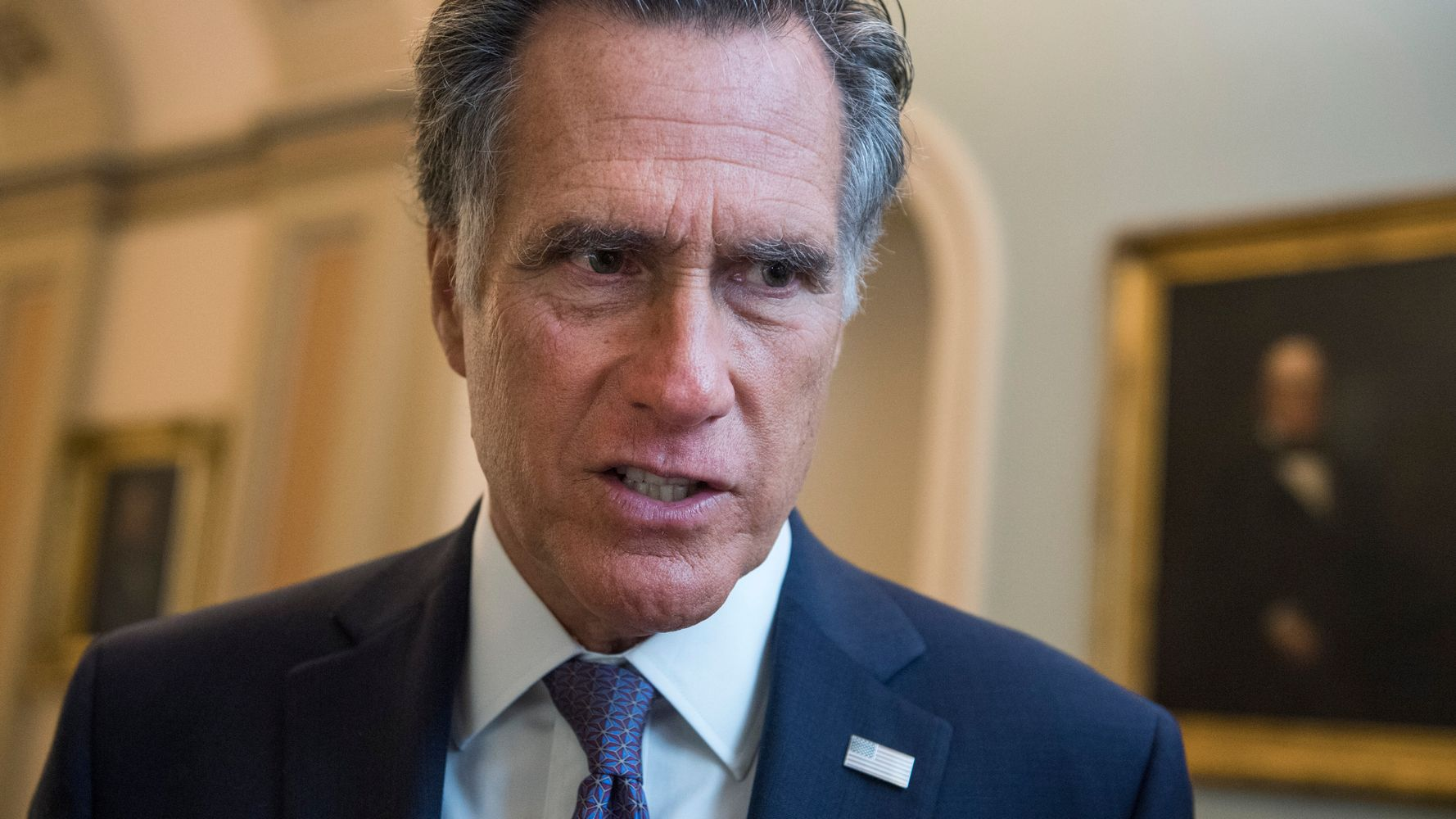 Westlake Legal Group 5d996861210000530331cf6c What Is Romney's Next Move In His Spat With Trump?