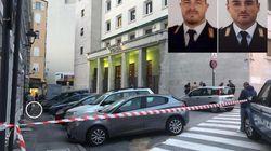 Una settimana fa gli agenti uccisi a Trieste avevano salvato un minore dal