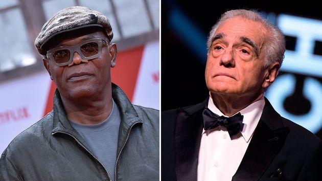 Samuel L. Jackson a répondu aux critiques émises par le réalisateur Martin Scorsese à l'égard des films