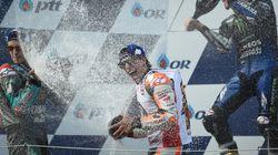Marquez trionfa in Thailandia, è campione del mondo in MotoGp per la quarta