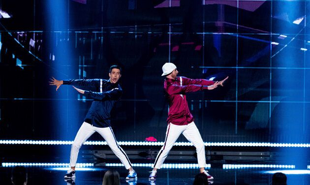 Twist and Pulse have won Britain's Got Talent: The