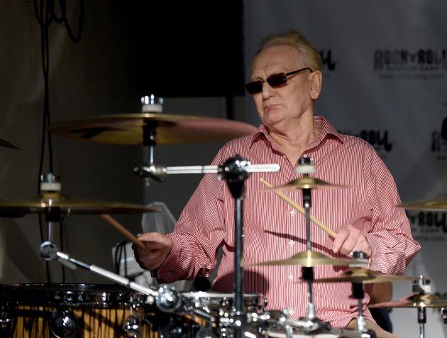 Morto Ginger Baker, il batterista che fondò i Cream con Eric