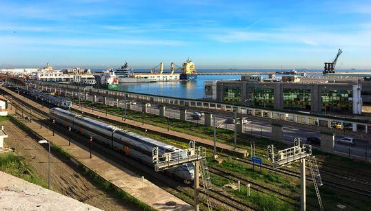 Lancement de la nouvelle ligne ferroviaire