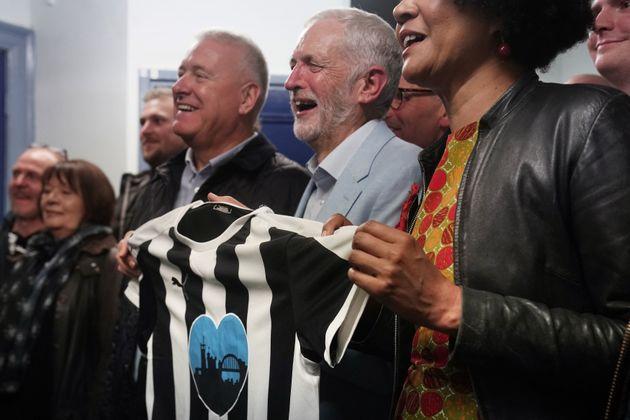 Jeremy Corbyn Targets 'Bad' Football Club