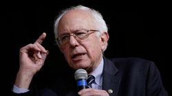 Bernie Sanders Makes 'SNL' Appearance With Larry