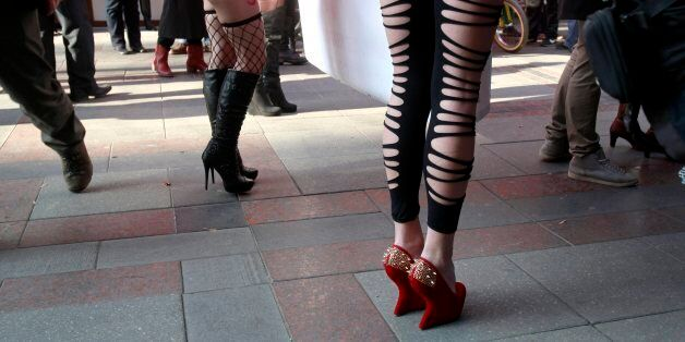 'Whore Stigma' The Worst Barrier For Sex Workers Leaving The Industry: