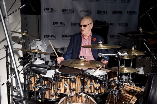 Le batteur légendaire Ginger Baker (ici en 2015), co-fondateur de Cream avec Eric Clapton, est