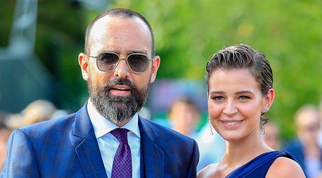 Risto Mejide y Laura