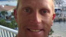 Erschrocken Florida Mann Tödlich Schießt Sohn-In-Law Während Der Geburtstags-Überraschung