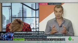La respuesta de Toni Cantó que ha desesperado a Cristina Pardo en 'Liarla Pardo':
