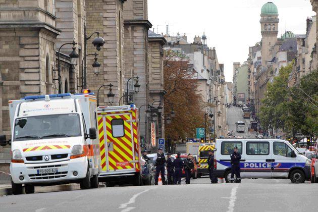 Après l'attaque à la préfecture de police de Paris, Hadama Traoré avait...