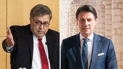 Gli 007 dell'ambasciata Usa ignoravano i motivi della visita di Barr a