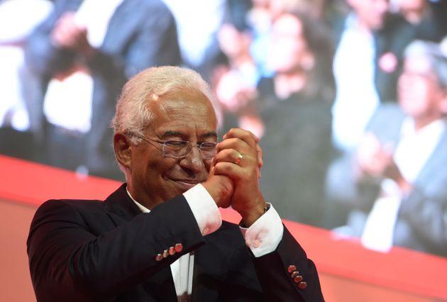 Antonio Costa, candidato