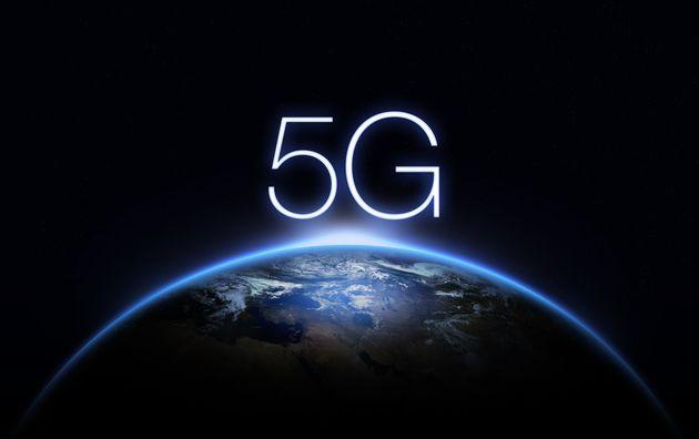 5G Network Internet Mobile Wireless Business concept.5G standard of modern signal transmission