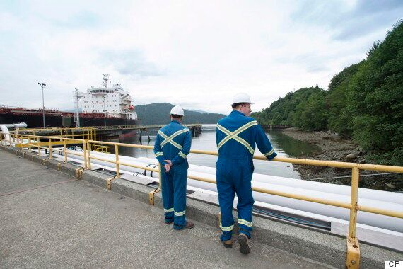 Trans Mountain Pipeline Approval Would Be In Canada's Best Interest: Alberta