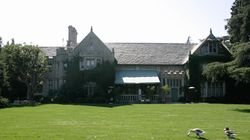 Look: Playboy Mansion For Sale, Hef