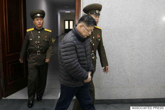 Hyeon Soo Lim, Canadian Pastor In North Korea, Spends Days Working In Labour