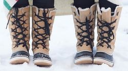 Look Chic In The Snow With These Winter