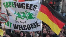 Protesters Take To Cologne's Streets As Merkel Pledges New