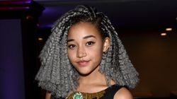 'Hunger Games' Teen Actress Proud To Be 'Black, Bisexual