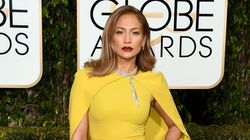 Jennifer Lopez Is A Total Goddess At The Golden