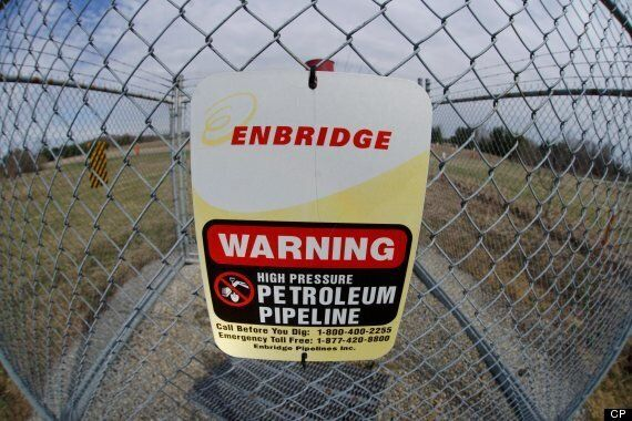 Chippewas of the Thames First Nation Taking Canada To Court Over Enbridge's Line 9