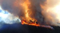 Canada's National Parks Hit By Record Number Of Wildfires In