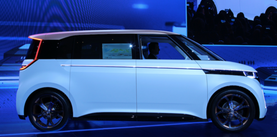 CES 2016 Proves The Future Of Driverless Cars Is