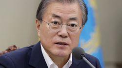 '중도층 흔들' 문재인 대통령 국정 지지율이 최저치를
