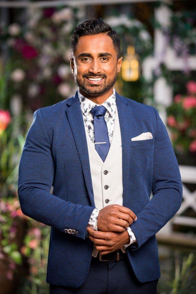 The Bachelorette Australia contestant Niranga Amarasinghe