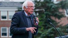 Sanders Mengatakan Dia akan Melarang Perusahaan Uang Dari Konvensi partai Demokrat, Pelantikan