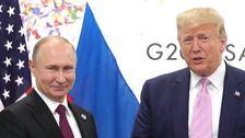 Kedutaan besar rusia Menawarkan Trump Melaporkan Pemecatan Dari Moskow Peran Dalam INGGRIS Keracunan