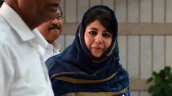 No PDP Delegation Meeting With Detained Party President Mehbooba Mufti