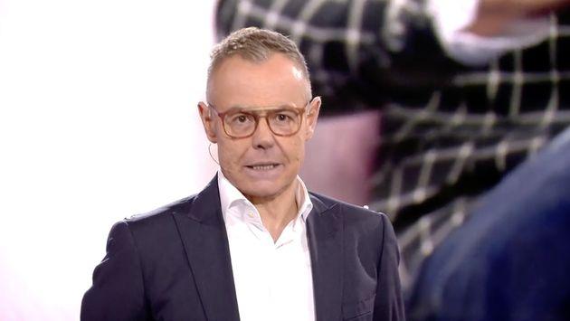 Jordi González, presentador de 'El Debate de GH