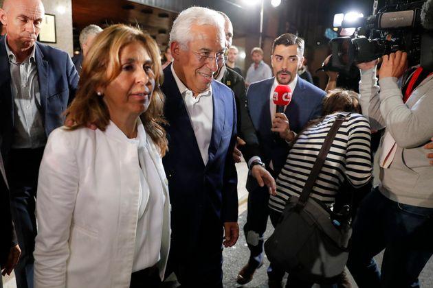 Πορτογαλία: Νίκη για τους Σοσιαλιστές του πρωθυπουργού Αντόνιο