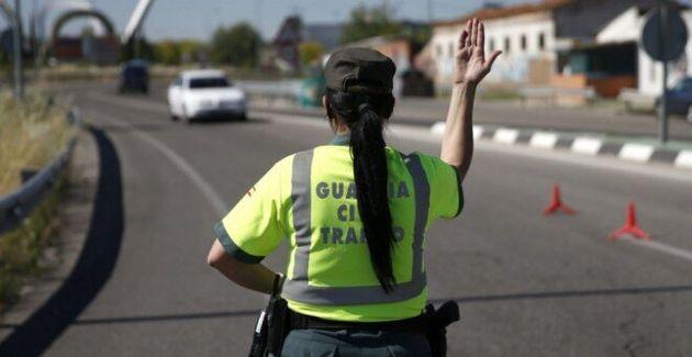 Imagen de archivo de una agente de la Guardia